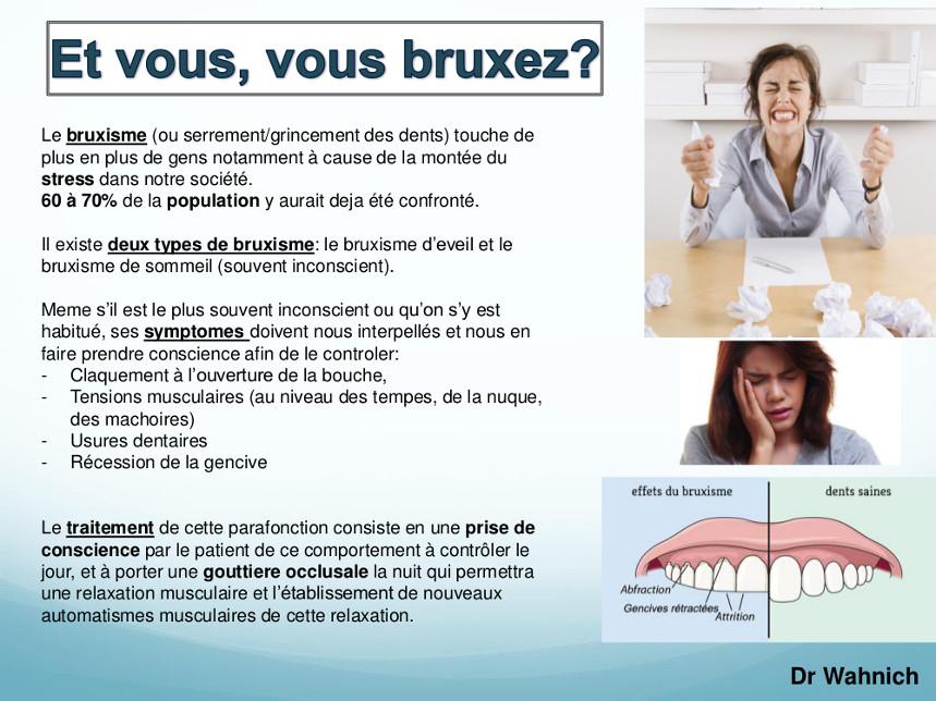 bruxisme occlusion dentaire la d fense neuilly 92 dentiste drs ouaknine wahnich. Black Bedroom Furniture Sets. Home Design Ideas